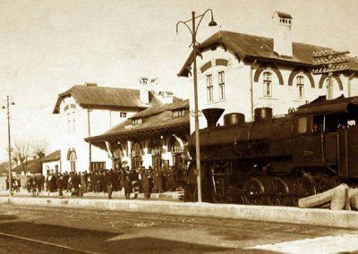 Стара ЖП гара